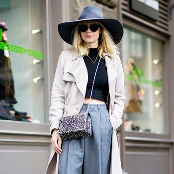 Build an Outfit Entirely Around Your Hat