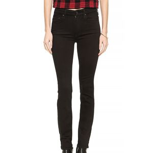 The High Waist Looker Skinny Jeans