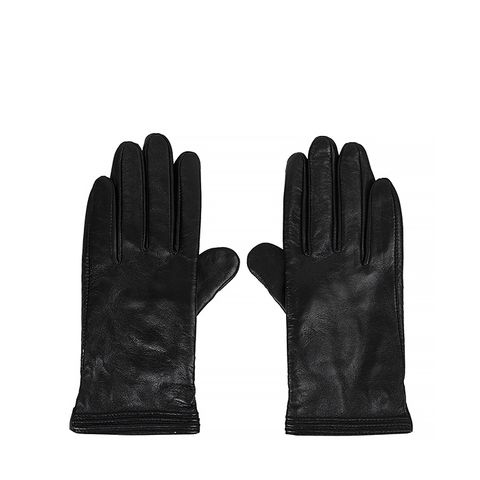 Ribbed Cuff Gloves