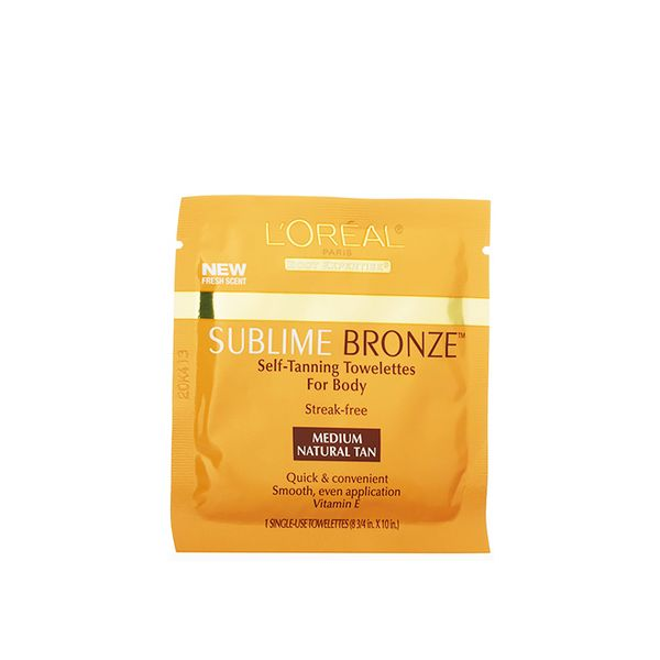 L'Oreal Paris Sublime Self-Tanning Towelettes