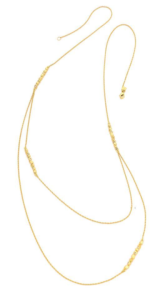 Alexis Bittar Rocky Station Necklace