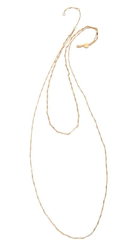 Jennifer Zeuner Jewellery Asturia Necklace