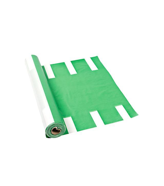 Oriental Trading Football Field Tablecloth Roll