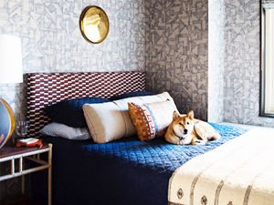 Home Tour: A Textile Designer's Tiny Tribeca Home