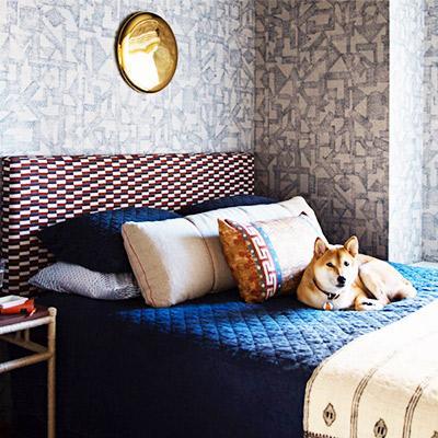 Home Tour: A Textile Designer's Tiny Tribeca Home