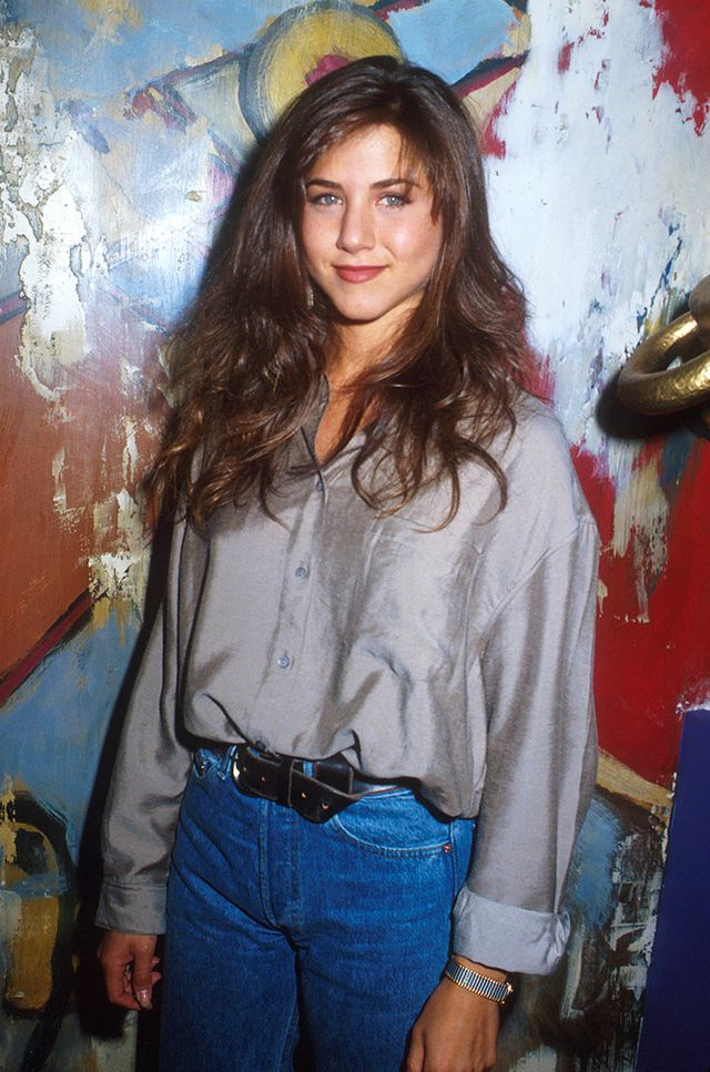 Jennifer Aniston, 1990