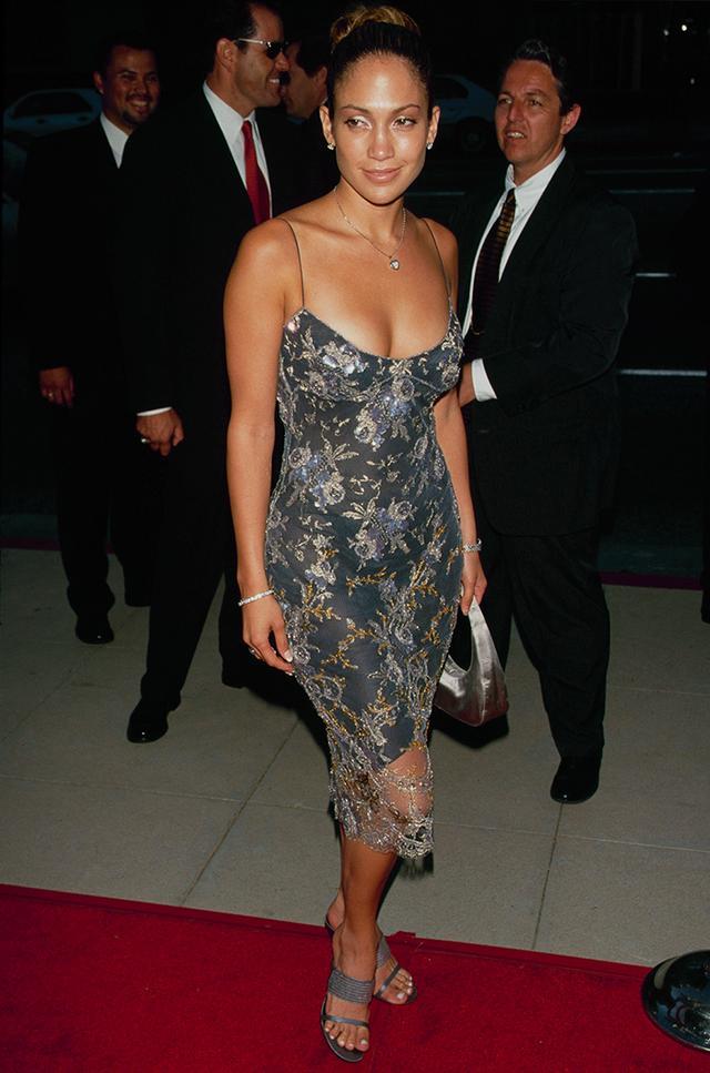 Jennifer Lopez, 1990
