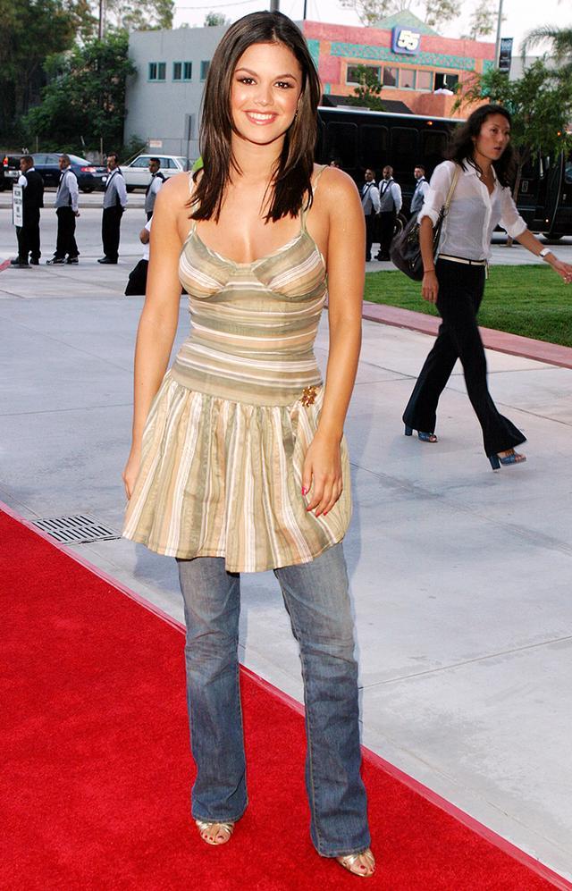 Rachel Bilson, 2003