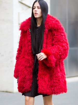 How to Wear Colour Like a Street Style Star