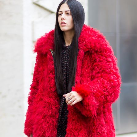 How to Wear Color Like a Street Style Star