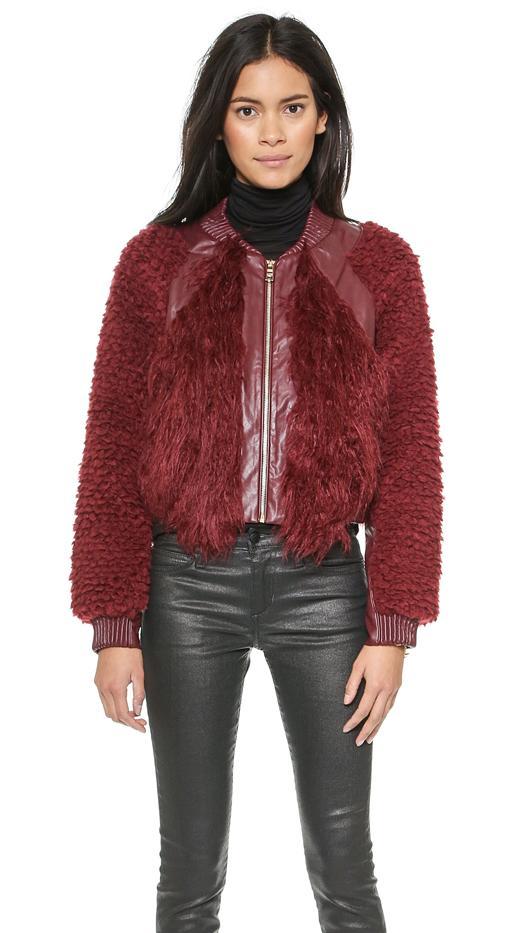 Three Floor Rosso Jacket