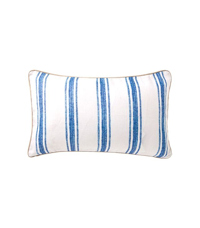 Zara Home Linen Stripes Pillow