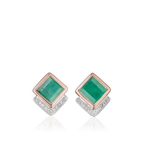 Baja Precious Stud Earrings