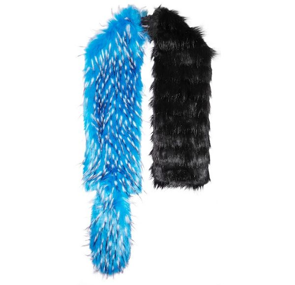 Unreal Fur Faux Fur Scarf