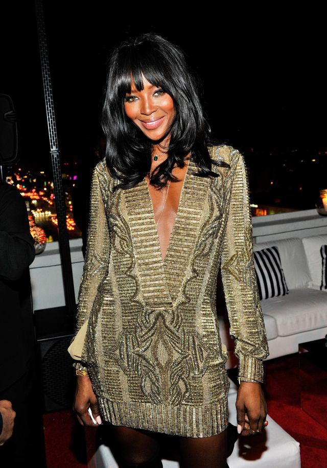 Naomi Campbell Has Some Thoughts on People Who Got Famous on Instagram