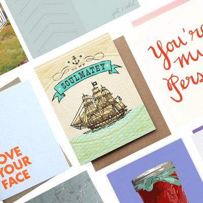 The Cutest Valentine's Day Cards Around