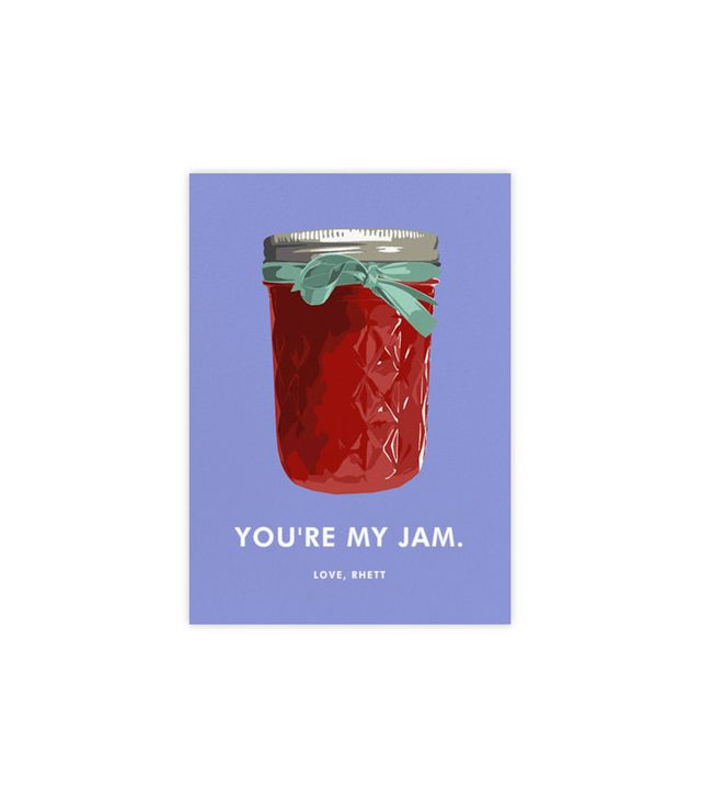 Paperless Post Jam Card
