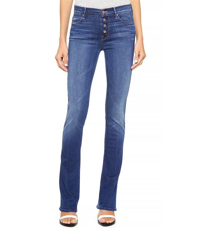 MOTHER Pixie Runaway Jeans