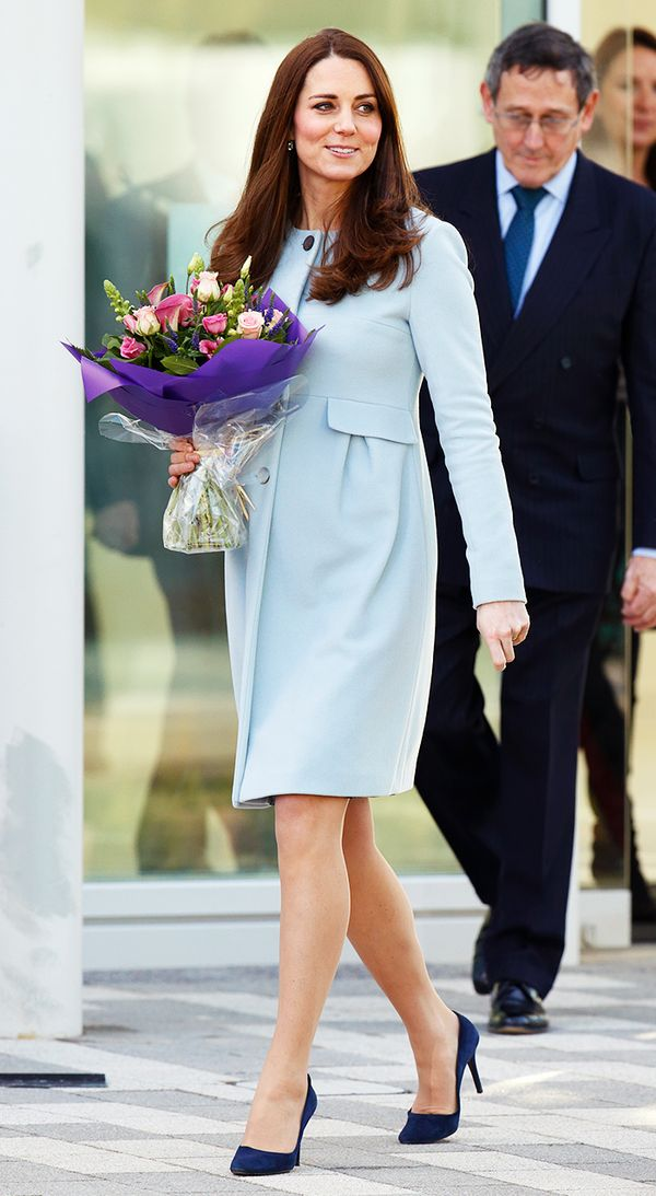 "Kate Middleton, 5'10"""