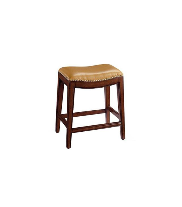 Julien Leather Stool