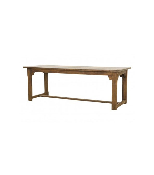 Jayson Home Antique French Wood Dining Table