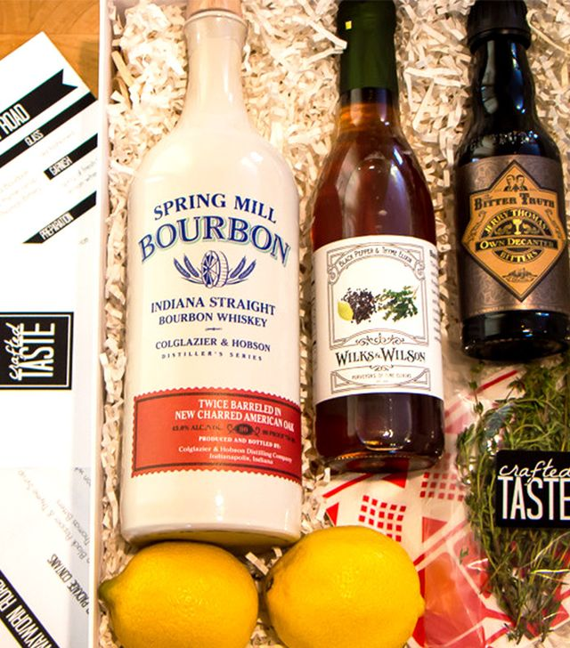Crafted Taste Monthly Gift Subscription
