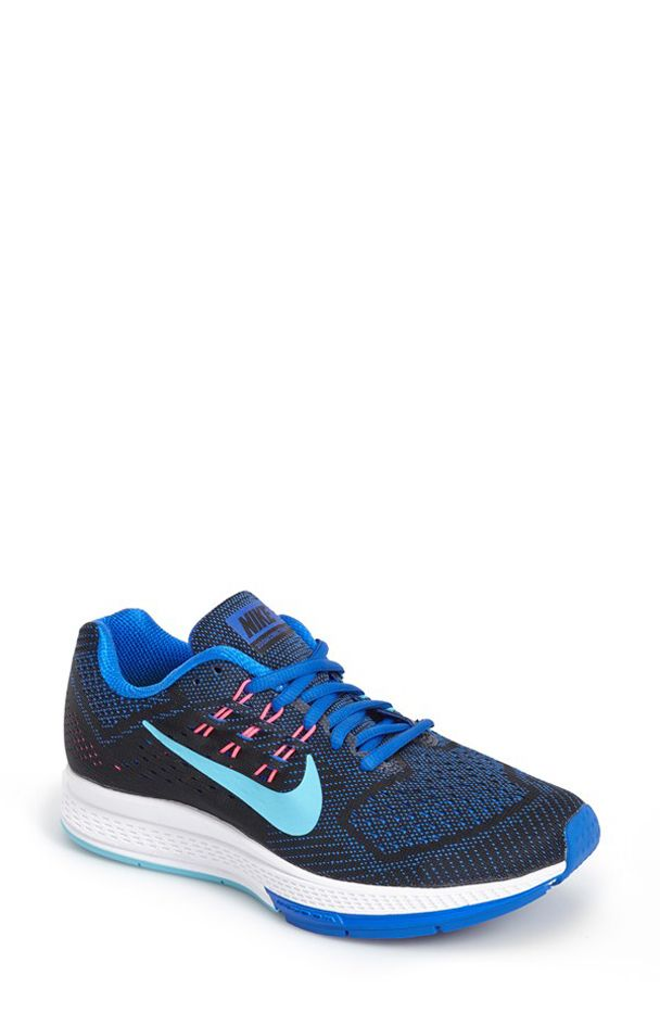 Nike Air Zoom Structure 18 Running Shoes