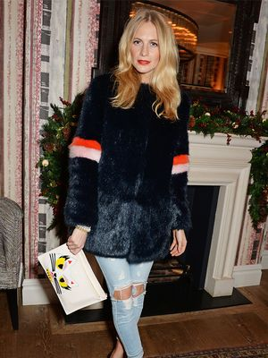 Would You Wear It? Shrimps Statement Faux Fur