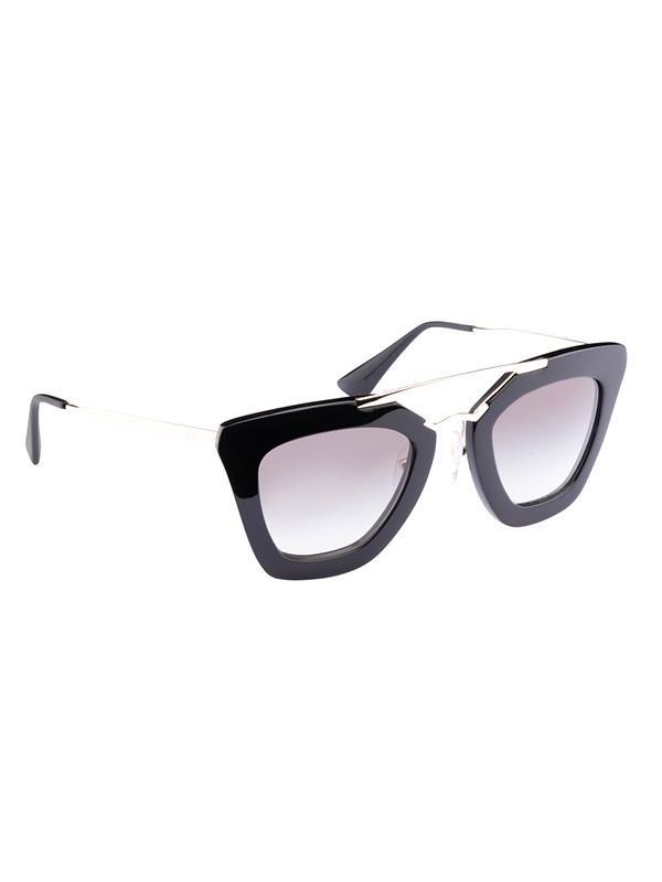 Prada Cinema Bold Square Sunglasses