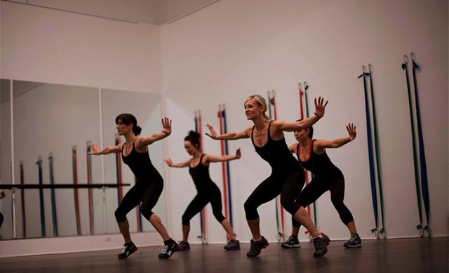 BODY BY SIMONE: for a no nonsense sweat, dance work out.