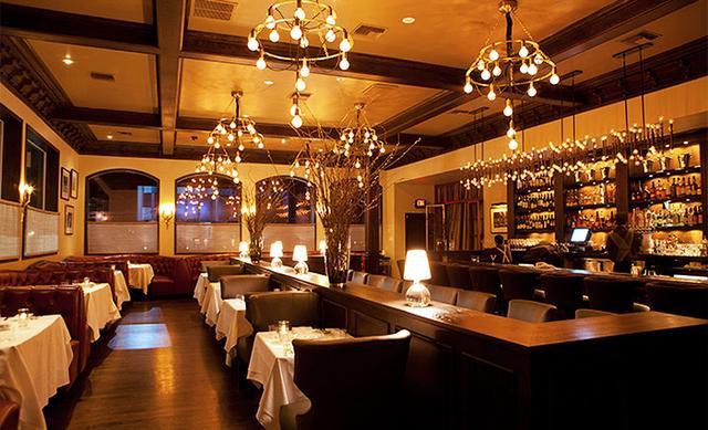 CROSSROADS KITCHEN: for a fancy vegan dinner.  8284 Melrose Avenue Los Angeles, CA 90046 323.782.9245
