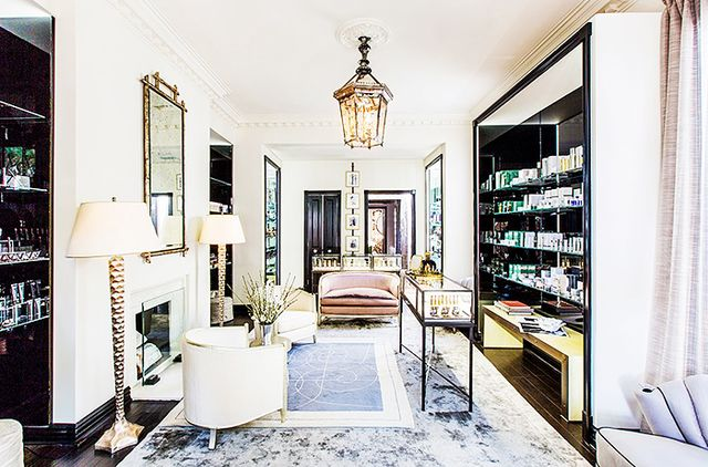 VIOLET GREY: the one-stop shop for luxury cosmetics. Book an appointment with one of the make up artists for a glam session.