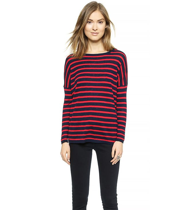 Sundry Stripe Sweater