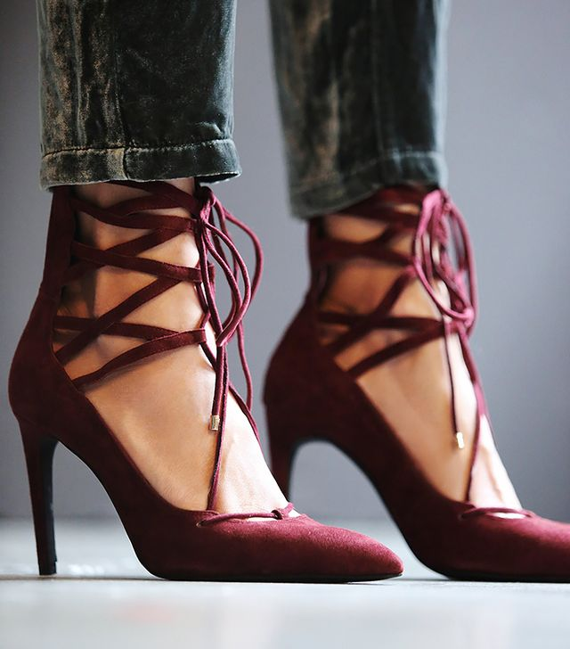 Jeffrey Campbell + Free People Hierro Heels