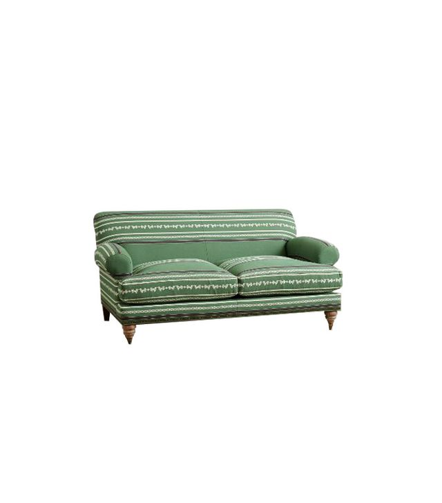 Anthropologie Yarn-Dyed Willoughby Settee
