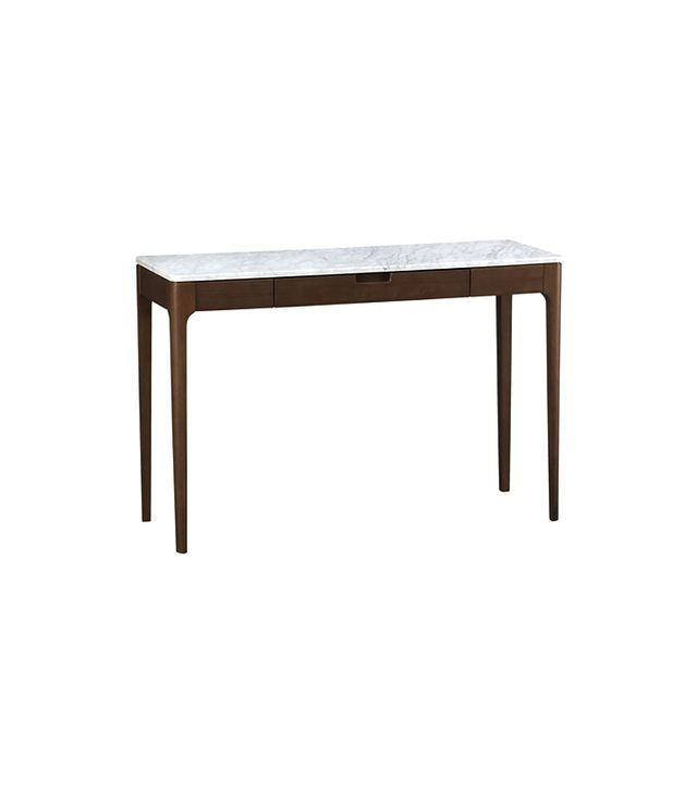 Crate & Barrel Nash Console Table