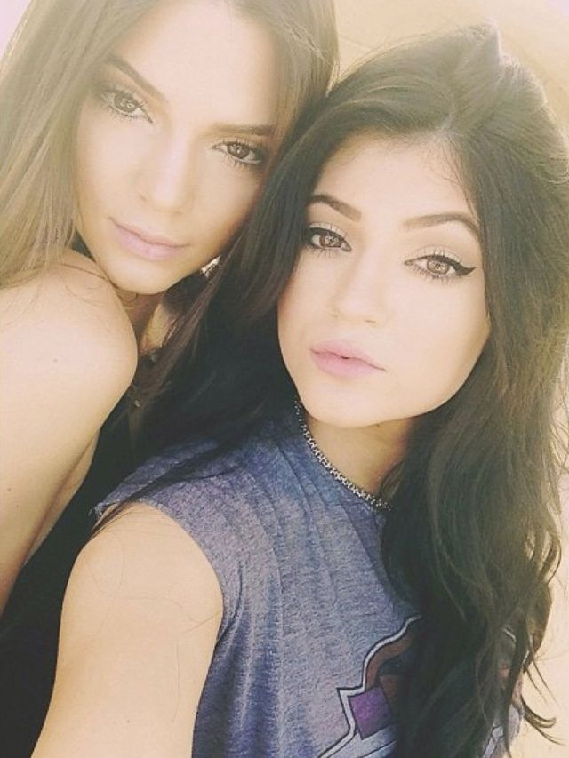 Are Kendall and Kylie Doing a Line for Topshop?