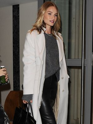 Rosie Huntington-Whiteley Inspires Our New Favorite Office Look
