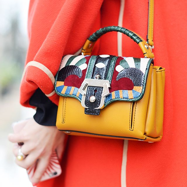 Paris Street Style: See the Bag Everyone is Carrying
