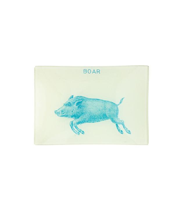 J.Crew John Derian for J.Crew Boar Tray