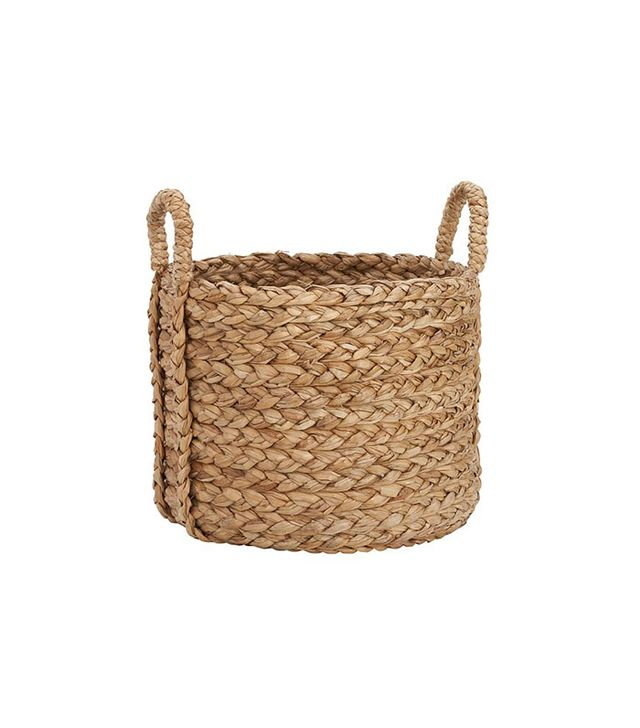Pottery Barn Beachcomber Extra-Large Round Basket