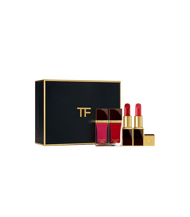 Tom Ford Red Lip and Nail Gift Set