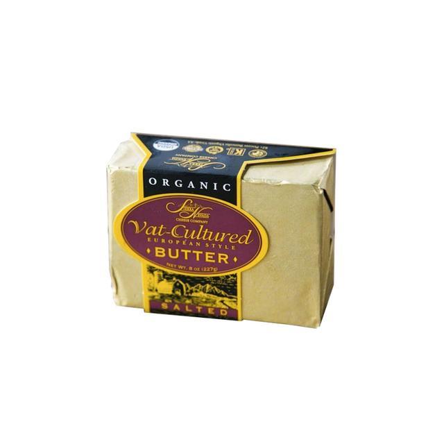Sierra Nevada Cheese Organic Vat Cultured Salted Butter