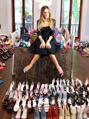Sarah Jessica Parker Wants You to Do THIS With Your Shoes