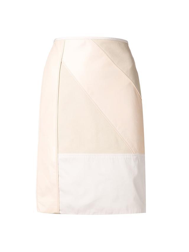 Reed Krakoff Patchwork Pencil Skirt