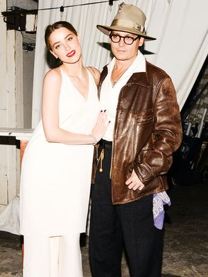 Are Johnny Depp and Amber Heard Hollywood's Most Fashionable Couple?