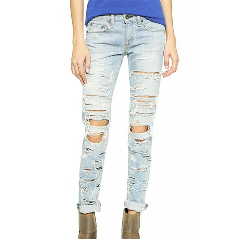 Dre Skinny Boyfriend Jeans