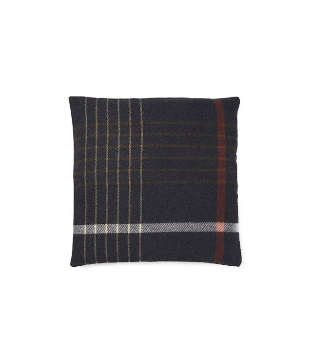Faribault Grid Plaid Pillow Cover
