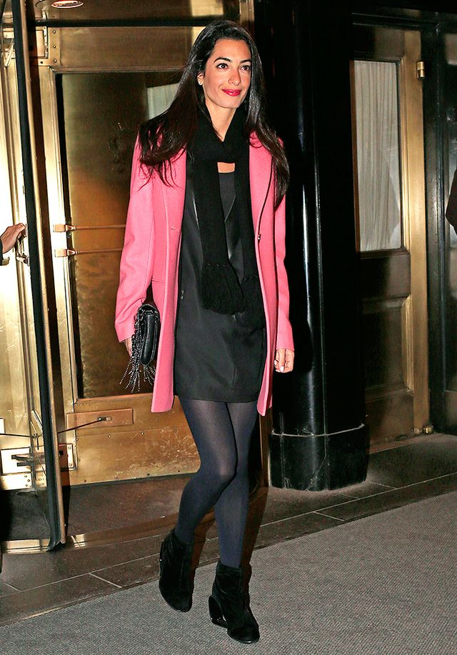 Before She Was Mrs. Clooney: Amal Alamuddin's Style Transformation