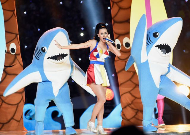 Katy Perry's Halftime Show Was Officially the Most Watched Ever
